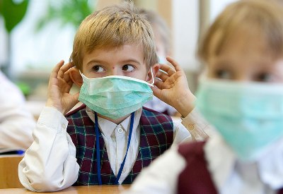 Памятка для школьников- «5 шагов против гриппа»